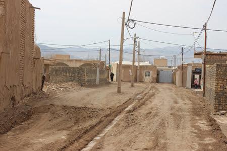 روستای حسین آباد میش مست
