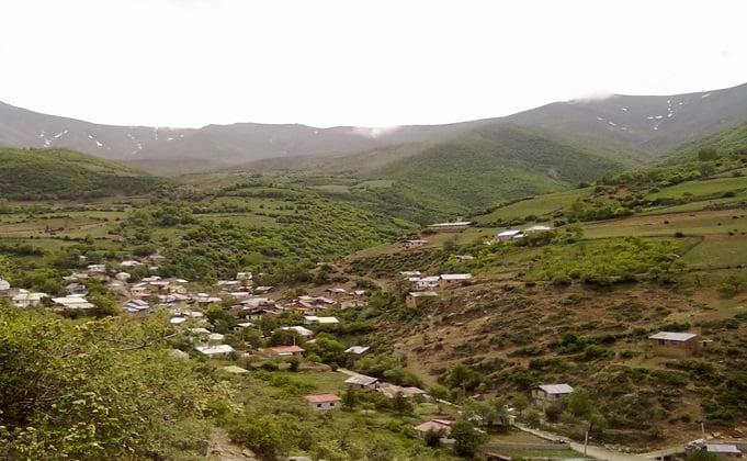 روستای ورازان