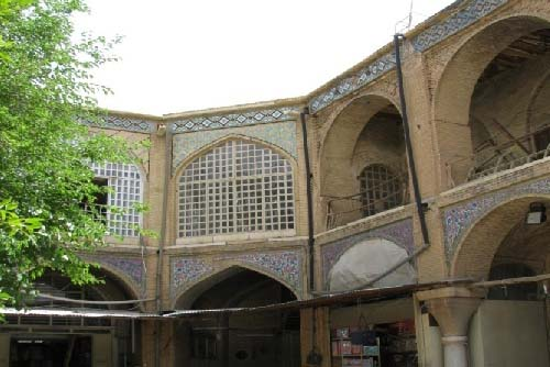 کاروانسرای احمدی