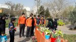بوستان والفجر تهران