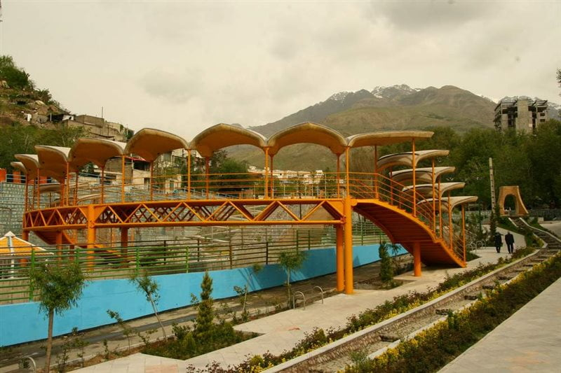 پارک ساحلی دارآباد