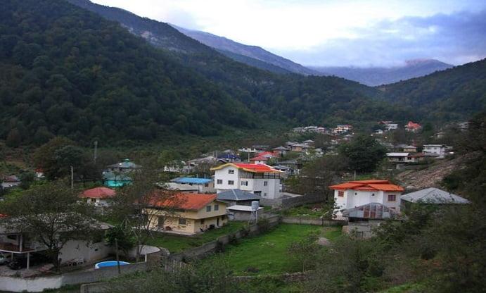 روستای عسل محله