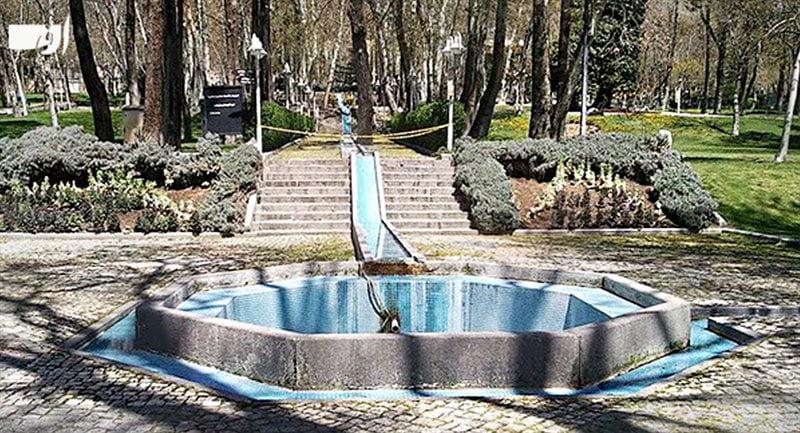 27 پارک شفق تهران