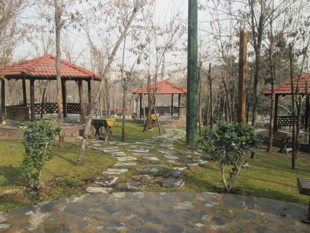 باغ راه فدک