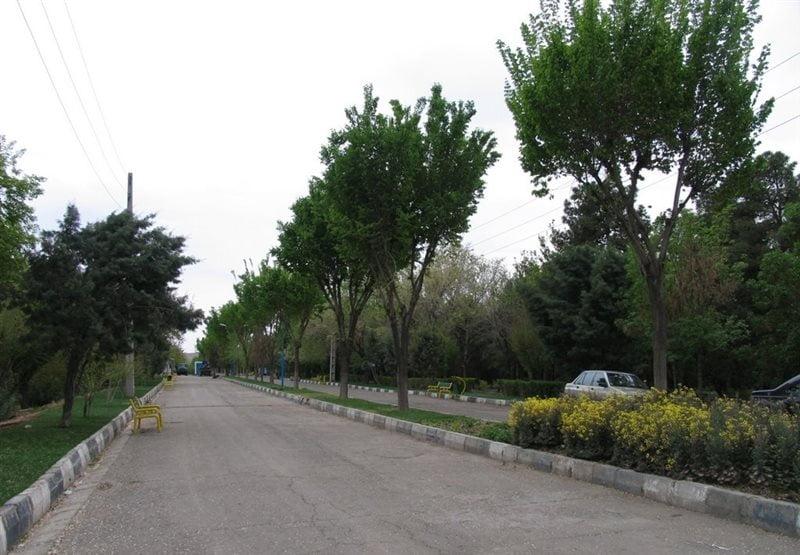 بوستان توسکا تهران