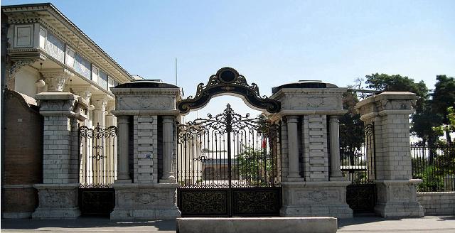 جاهای دیدنی تهران کاخ بهارستان جاهای دیدنی تهران (100 جاذبه گردشگری تهران)