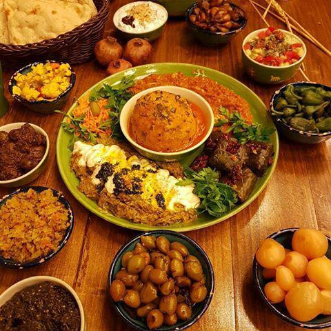 رستوران خانجون تهران