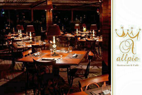 رستوران آلپای تهران