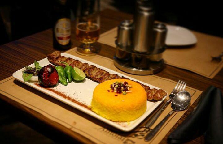 رستوران آمولای تهران