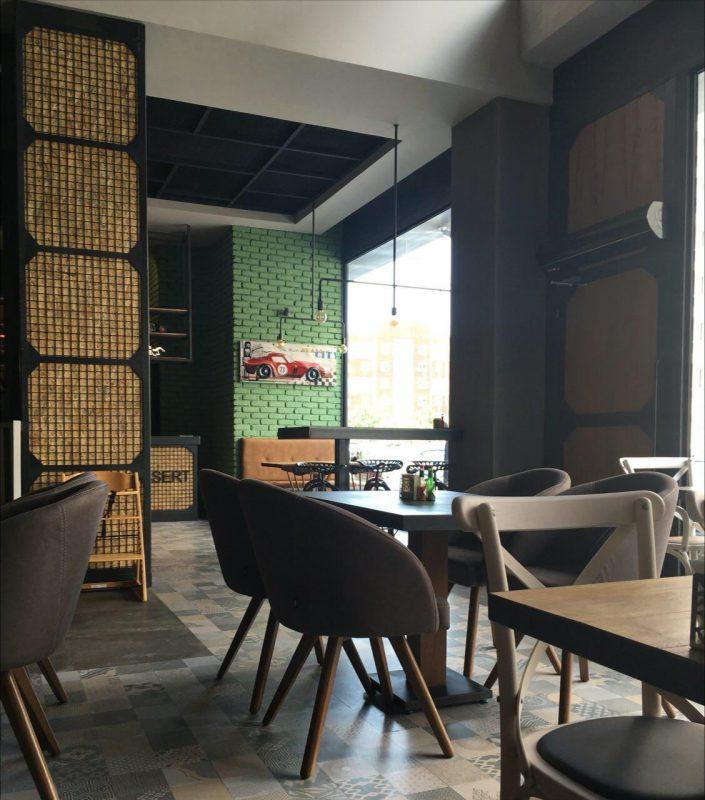 رستوران ای.تی.اف تهران