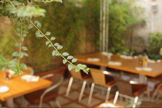 رستوران توسکانا تهران