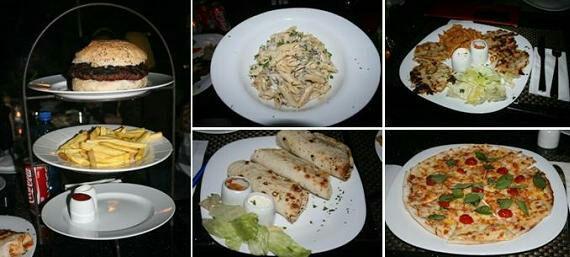رستوران روکا تهران