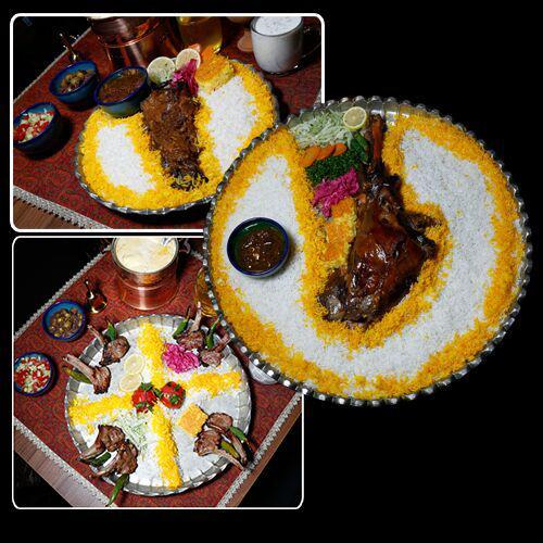 -مرشد-تهران-3 رستوران مرشد تهران