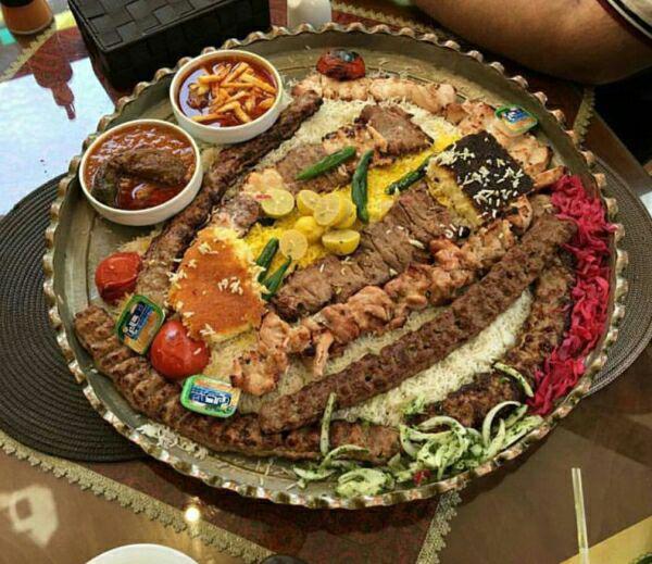 -مرشد-تهران-7 رستوران مرشد تهران