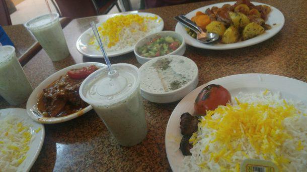 رستوران موبیدیک تهران