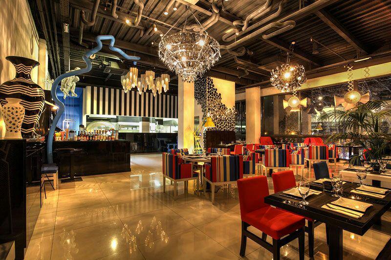 رستوران پاپاراتزی تهران