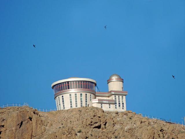 هتل رصدخانه کاسین خرم آباد
