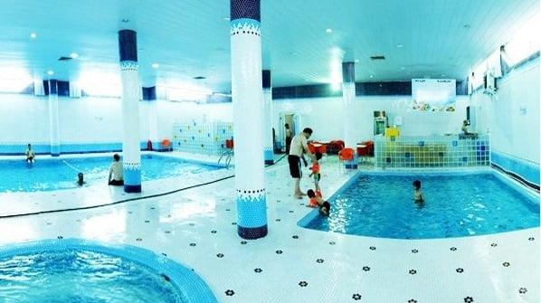 مجموعه تفریحی ورزشی باغ صبا تهران