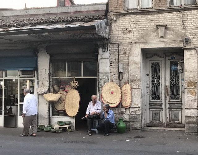 هنریترین خیابان رشت را دیدهاید؟