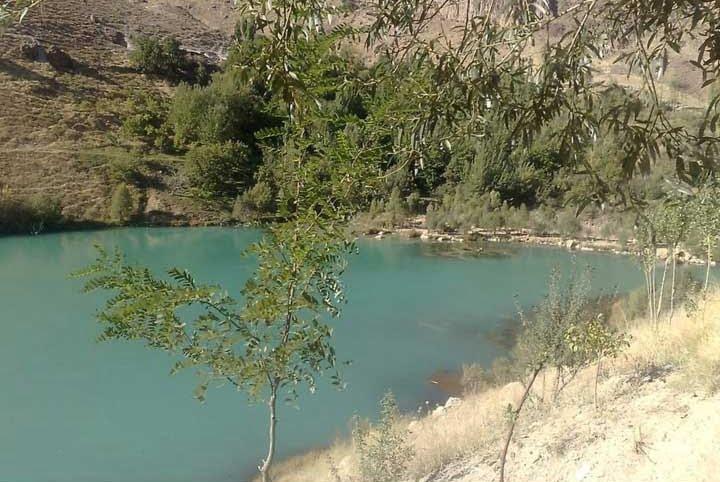 -1 دریاچه امامزاده علی