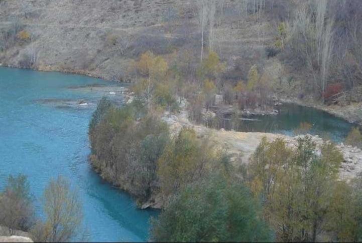 -2 دریاچه امامزاده علی