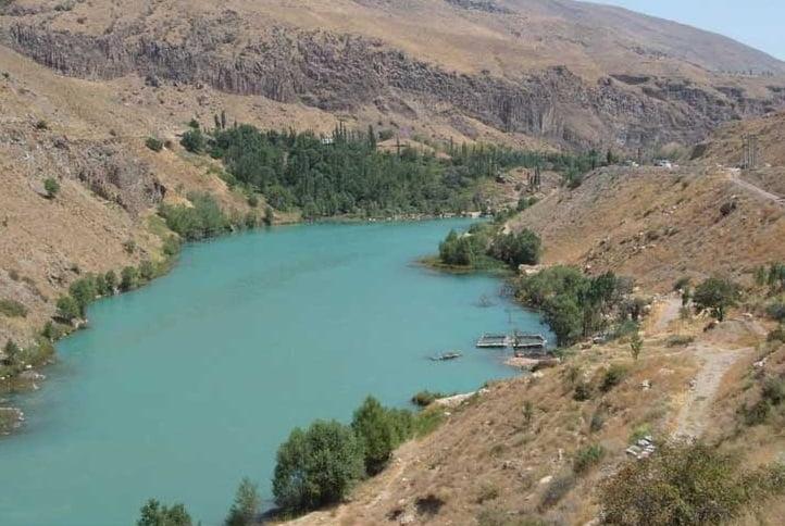 -3 دریاچه امامزاده علی