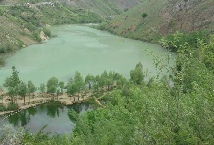دریاچه امامزاده علی