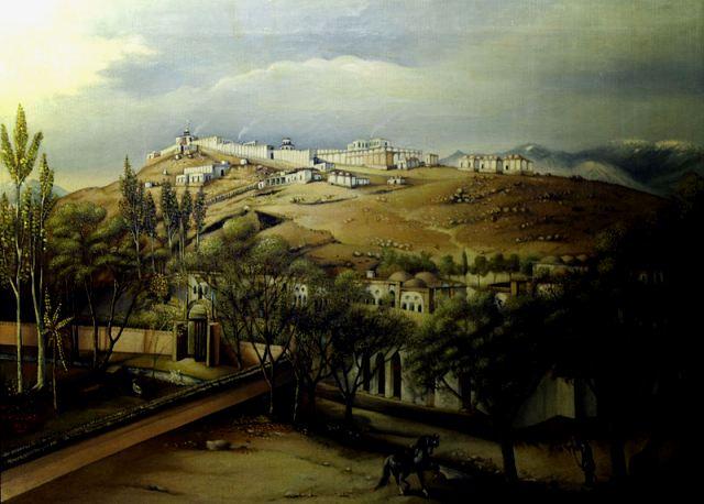 کاخ فرح آباد تهران (قصر فیروزه)