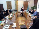 توسعه گردشگری دریایی بین ایران و قزاقستان