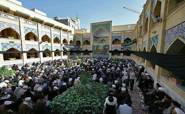 مدرسه ی نواب مشهد