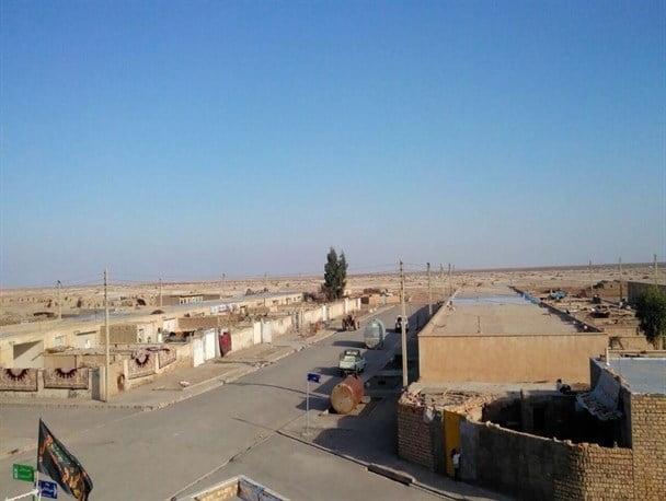 روستای مشک آباد