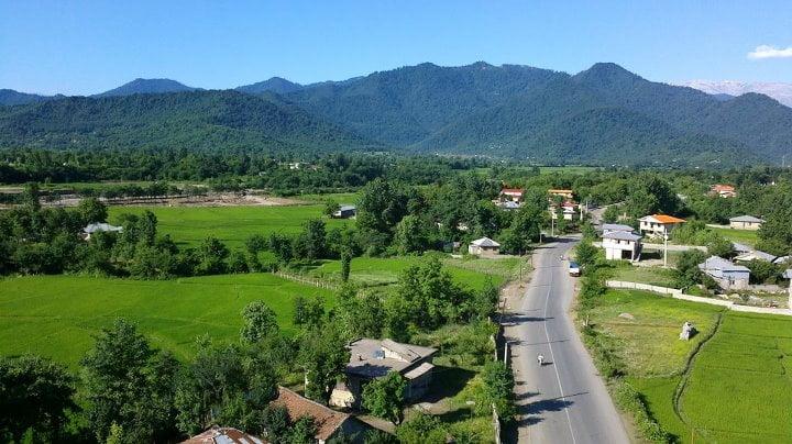 روستای هرزویل