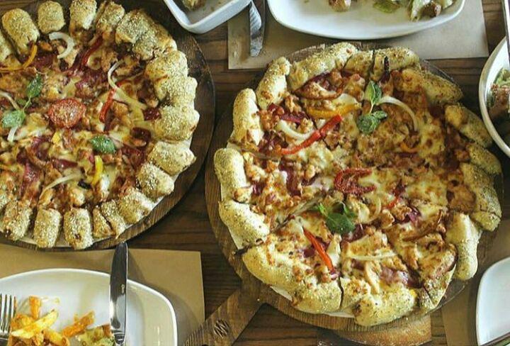 پیتزا زیگ زاگ تهران