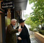 کافه نزدیک تئاتر تهران