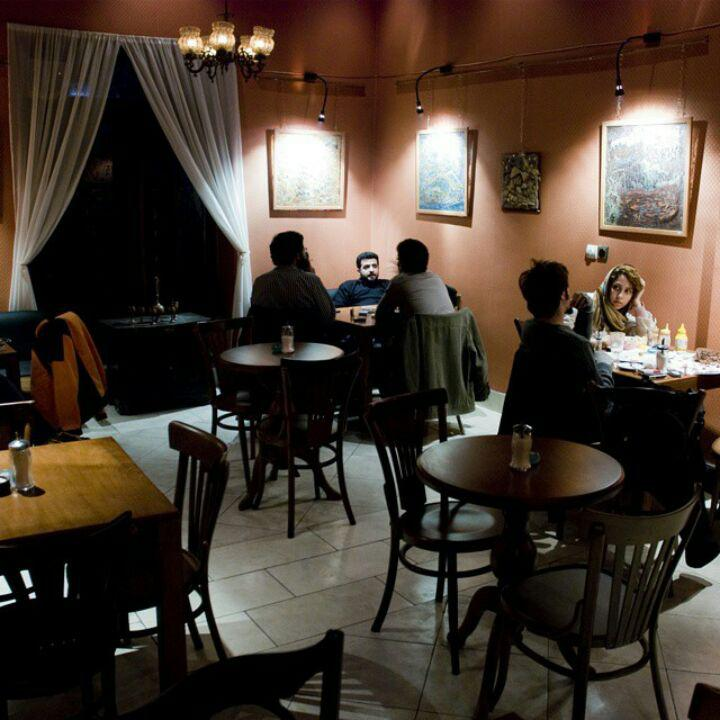 کافه رومنس تهران