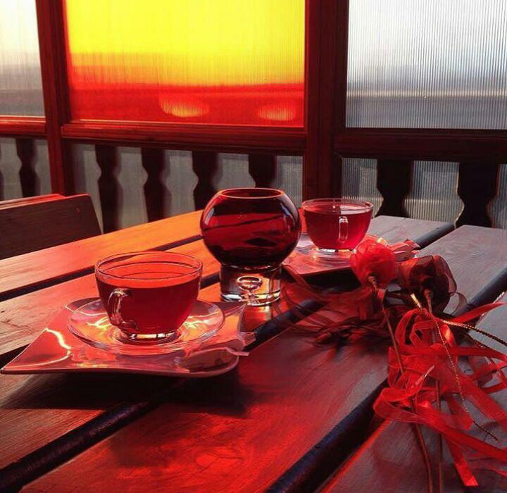کافه شاخ لواسان