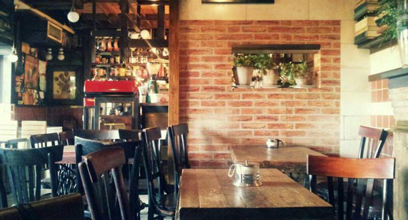 کافه فرانسه تهران