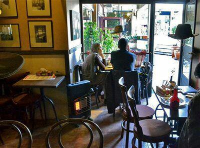 کافه مارکوف تهران