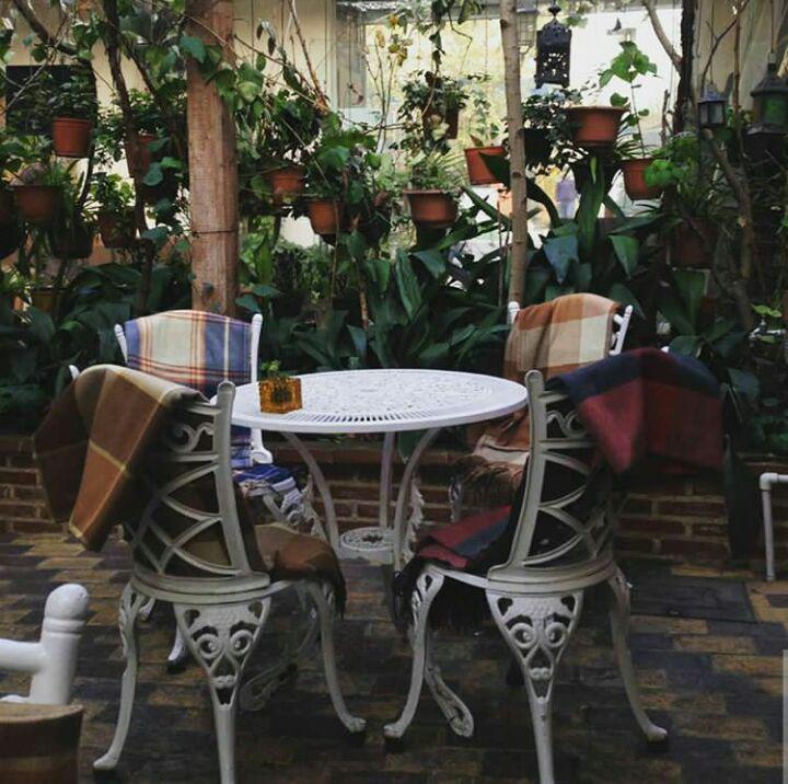 کافه نقش وصال تهران