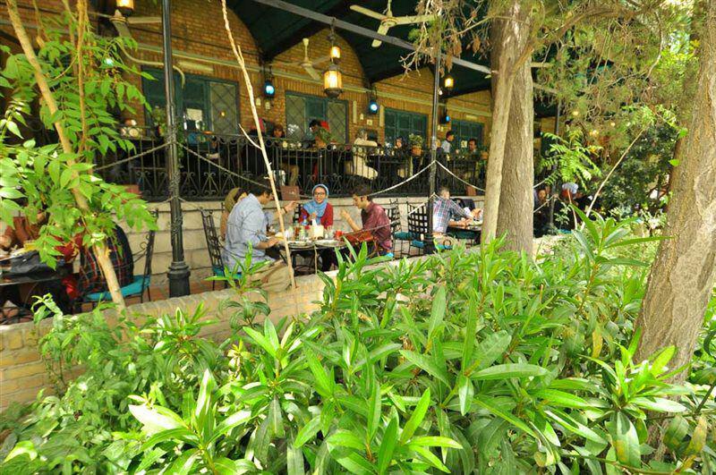 کافه هنرمندان تهران