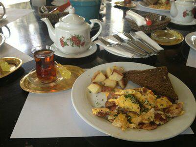 کافه چای بار تهران