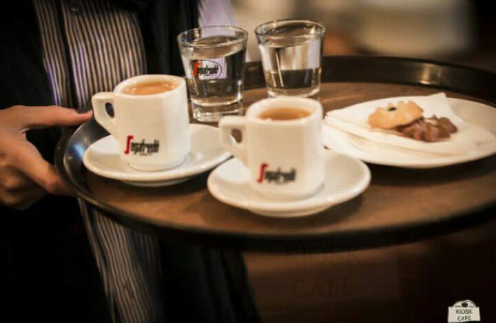 کافه کیوسک تهران