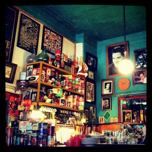 کافه گل رضاییه تهران
