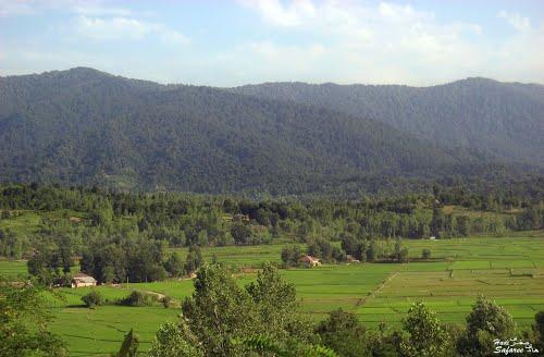 روستای کمسار