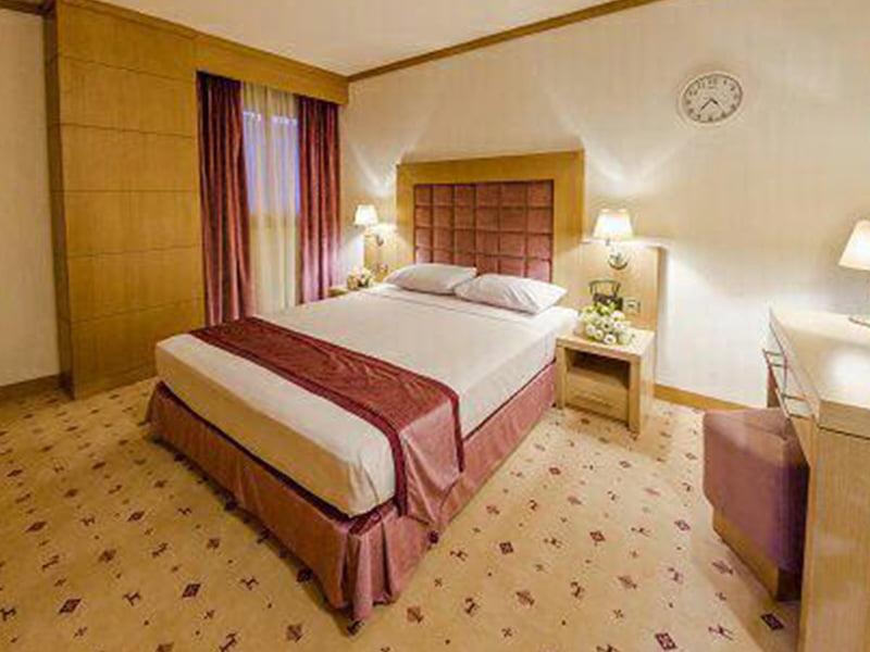 هتل آپارتمان آرمان مشهد  هتل آپارتمان آرمان مشهد