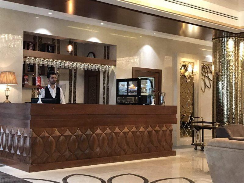 هتل الماس نوین مشهد