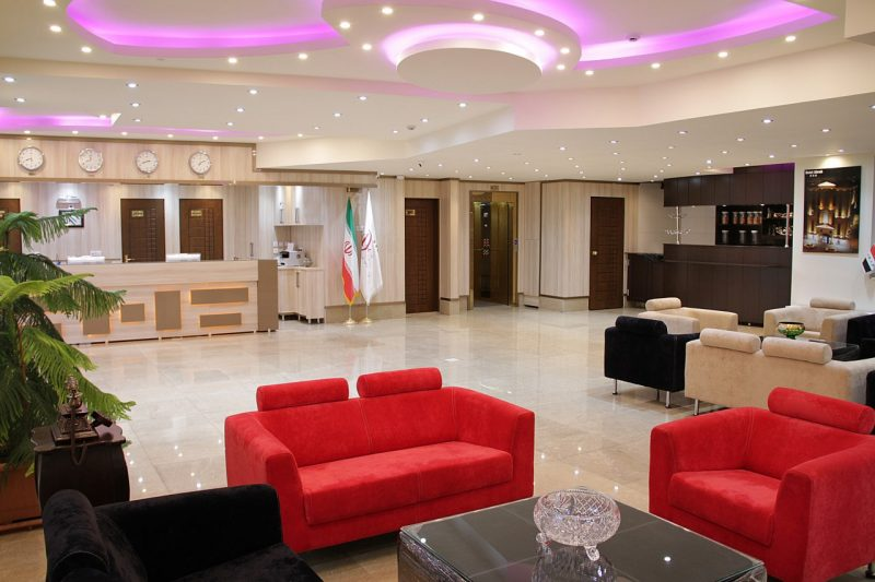 هتل اهراب تبریز