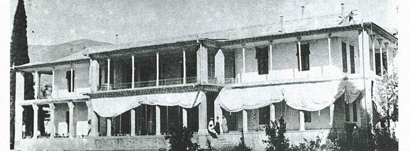 باغ نو شیراز