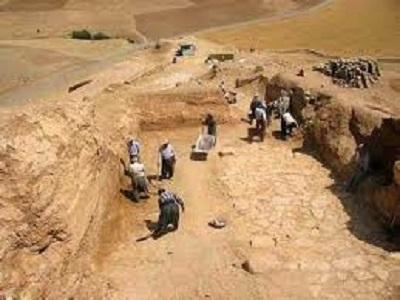 طرح نجات بخشی آثارتاریخی حوزه سد چندیر خراسان شمالی آغاز شد