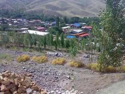 روستای بهجت آباد قزوین